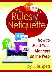 Rules of Netiquette Book Cover